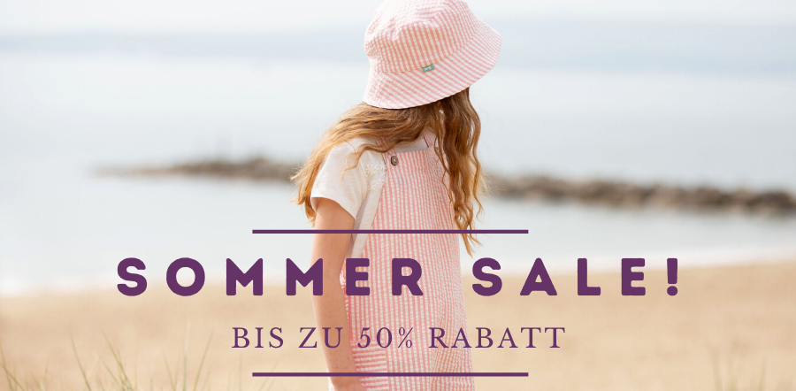 Sommer Sale bei Baby Natur