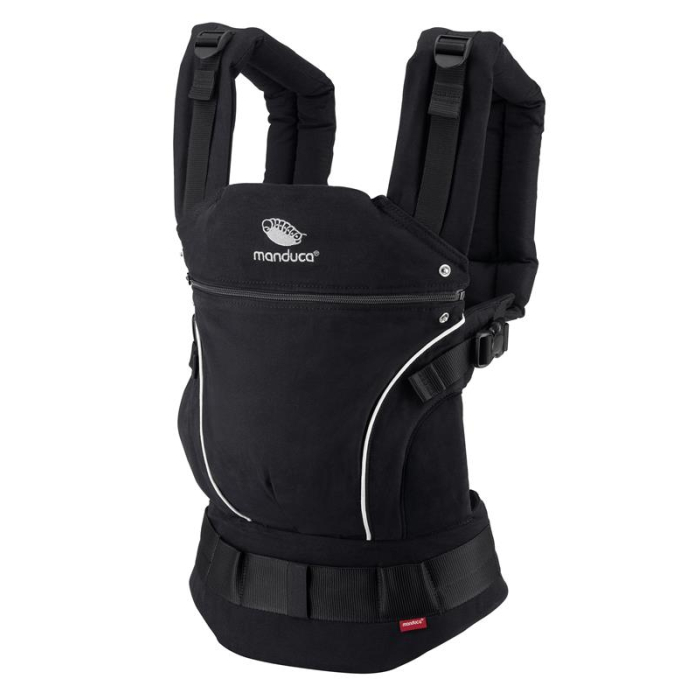 Manduca, Baby Carrier, PureCotton - nightblack