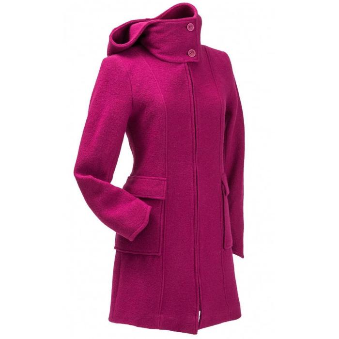 Mamalila wollwalk mantel gebraucht